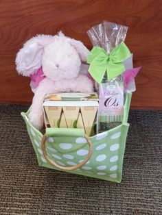 Homemade easter basket ideas for toddler school age and teen easter basket for any age negle Image collections