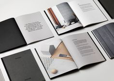 Visual identity for a property developer Blooc designed by The Studio based in Stockholm. Via the-studio. Typography Layout, Property Development, Unique Colors, Visual Identity, Editorial Design, Interior Styling, Layout Design, Product Launch, Graphic Design