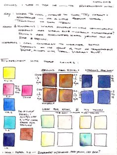 Color is a personal choice and everyone I know has their favorite pigments, brands and go-to mixes.