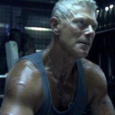 Col. Miles Quaritch.  -Avatar