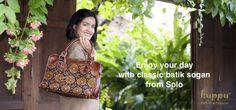 ADELLA SOLO SHOULDER BAG - CEPLOK  by: Kuppu Batik & Tenun  2.775.000,00  More info : Laura 08119103668 Pin BB 751E6162