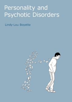 Cover for a thesis on psychotic disorders