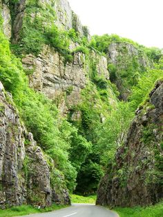 : : beautiful britain : : Cheddar Gorge, Somerset