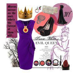 Snow White's Evil Queen Costume