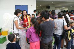 """Aleyda Morales Aceves, quien cursa el primer semestre del bachillerato en el #P02Jiutepec explicó que durante este año continuarán este tipo de actividades, """"y esperamos contar con el apoyo de nuestros compañeros y familiares, quienes nos han ayudado con esta noble labor"""". #ProyectoH"""