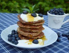 Zdravé banánové lívance Portobello, Pina Colada, Naan, Tahini, Gnocchi, Hummus, Red Velvet, Pancakes, Cheesecake