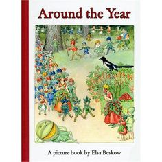 Around the Year, Elsa Beskow