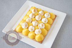 Surprises et gourmandises -  Tarte au citron meringuée { Affaires Pâtissières }