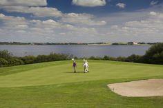 Golf #comwelll #Korsør #golf #18huller Golf Courses, Spa, Sports, Hs Sports, Sport