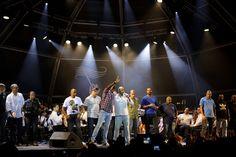 Aquarius 2012 - Orquestra Sinfônica Brasileira, OSB - Complexo do Alemão, Rio de Janeiro. Foto: Cicero Rodrigues
