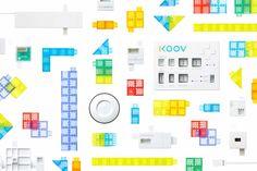 ロボット・プログラミング学習キット [KOOV (TM)(クーブ)] | 受賞対象一覧 | Good Design Award