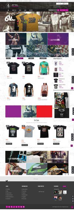 Artea website