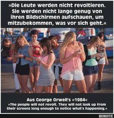 Die Leute werden nicht revoltieren.. | Lustige Bilder, Sprüche, Witze, echt lustig