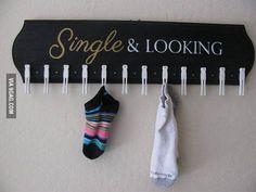 sokken-hanger