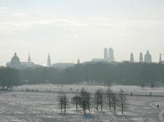 Winter im Englischen Garten