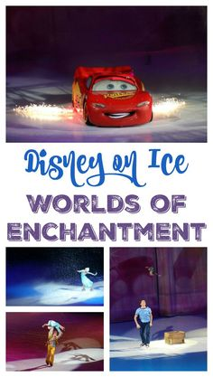 Disney On Ice is Family Fun and Brings Back Childhood Memories Pin