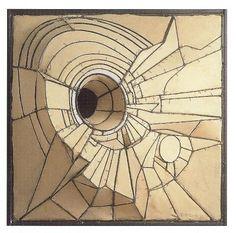 Lee Bontecou, Untitled - Smith College Museum of Art