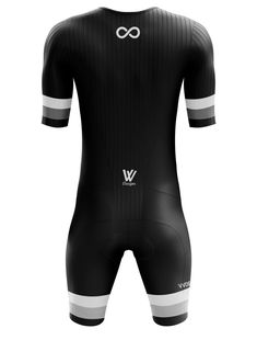 Cycling Clothing, Cycling Outfit, Black White Stripes, Black And White, Half Ironman, Tri Suit, Bike Wear, Sports Apparel, Cycling Jerseys