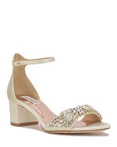 Tamara Embellished Evening Shoe
