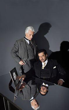 Marcelo Alvarez, Dmitri Hvorostovsky in Verdi's Un Ballo in Maschera. Photo Gallery: 2012-13 New Productions | Metropolitan Opera