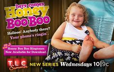 I redneckognize that this is a funny show!!  Here Comes Honey Boo Boo