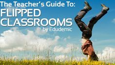 The teacher's guide to flipped classrooms. I love the big infographic, it is very informational. It also contains a curated list of useful flipped classroom resources. Flipped Classroom, Future Classroom, Classroom Setup, Science Classroom, Teaching Technology, Educational Technology, Teaching Strategies, Teaching Resources, Teaching Skills