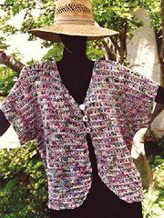 Drifting Dreams Jacket Knit Pattern