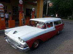 170 best effie wagons 55 56 57 58 59 images station wagon ford rh pinterest com