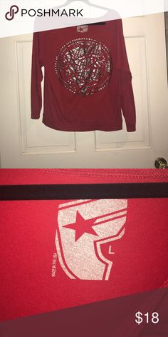 Famous size large sweater Famous size large Famous Stars & Straps Tops Tees - Long Sleeve