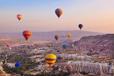 """Cappadocia, Turkey 