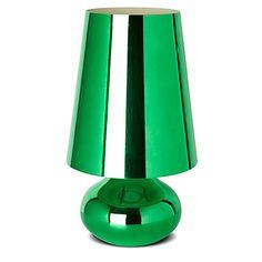 Color Verde - Green!!! Lamp