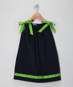 Ollie & Bess Navy Swing Dress $31.99