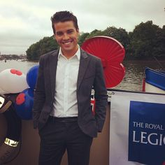 """Just soundchecked on boat nearly leaving as part of floatilla :D @poppylegion"" 3/6/12"