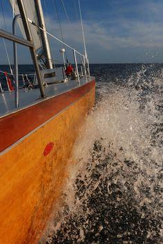 12 Meter Charters - Set Sail in Newport, RI: Heritage Heads to Hibernate!