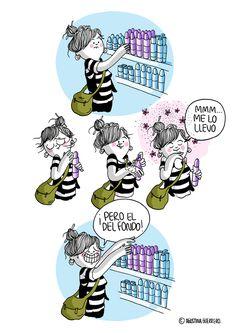 Agustina Guerrero: Diario de una volátil ·desodorante·