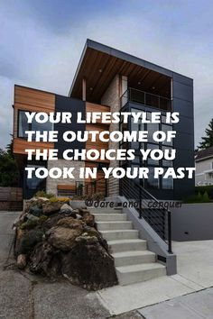 Every choice you take is a brick in your house. How big your house is going to be depends on what choices you make...That's up to you!  Go to instagram/dare_and_conquer for more motivational stuff! Achieve Your Goals, Dares, Be Perfect, Choices, Brick, Motivational, House, Inspiration, Instagram