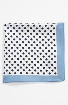 BOSS HUGO BOSS Silk Pocket Square available at #Nordstrom