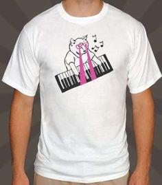 Laser Cat T-Shirt #PromotionCodesfor