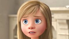 """Inside Out """"Broccoli Pizza"""" Clip- Sequence of Events/ How character traits influence story events."""