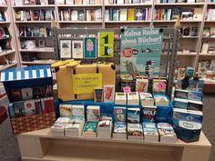Keine #Reise ohne Bücher Erst mit dem richtigen #Buch  wird eine Reise zum perfekten Erlebnis. Deshalb bieten wir gemeinsam mit #Condor die Möglichkeit vom 1. bis 31. Juli 2017 für eure Bücher  1 Kilo mehr Freigepäck mit an Bord von Condor Flügen zu nehmen - und das alles ohne zusätzliche Kosten! Nähere Informationen und die Teilnahmebedingungen gibt es bei uns im Laden. _ Wir wiegen natürlich gerne eure Urlaubsbücher  _ www.radwer24.de _ #lesen #Urlaub #sommerlektüre #buch #ferien #reisen…