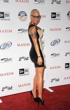 Amber Rose Photos - 2011 Maxim Hot 100 Party With New Era, Miller Lite, 2(x)ist And Silver Jeans Co. - Arrivals - Zimbio