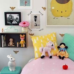 Kids room by Kids Caravan Webstore, Unique and timeless clothing, toys and decor from New Zealand and around the world. Worldwide shipping