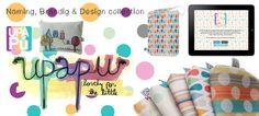 Naming, Branding & Textil design Upapú