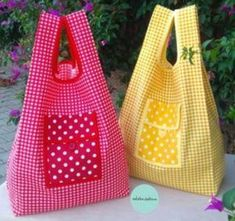 Simple Solid Bags Tela Recommended For You Bag Pattern Free, Bag Patterns To Sew, Sewing Patterns, Sewing Hacks, Sewing Tutorials, Sewing Projects, Embroidery Bags, Patchwork Bags, Fabric Bags