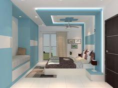 Ltd: Company Page Admin Interior Ceiling Design, House Ceiling Design, Bedroom False Ceiling Design, Room Door Design, Home Room Design, Small House Design, Living Room Designs, Wardrobe Design Bedroom, Room Design Bedroom