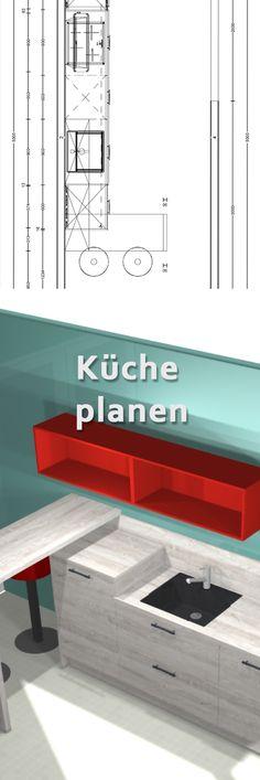 Küche planen Teil 5 alternative Küchenplanung aus der Sicht des - küche farben ideen
