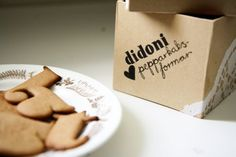 DIY Didoni font cookie cutters