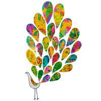 Knutseltip: Zo trots als een pauw | Mama en Zo