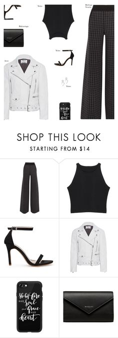 """YOINS"" by s-thinks ❤ liked on Polyvore featuring Bottega Veneta, Acne Studios, Casetify, Balenciaga, ootd, yoins, yoinscollection and loveyoins"
