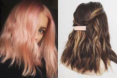 9 tendências de cores de cabelo para o verão